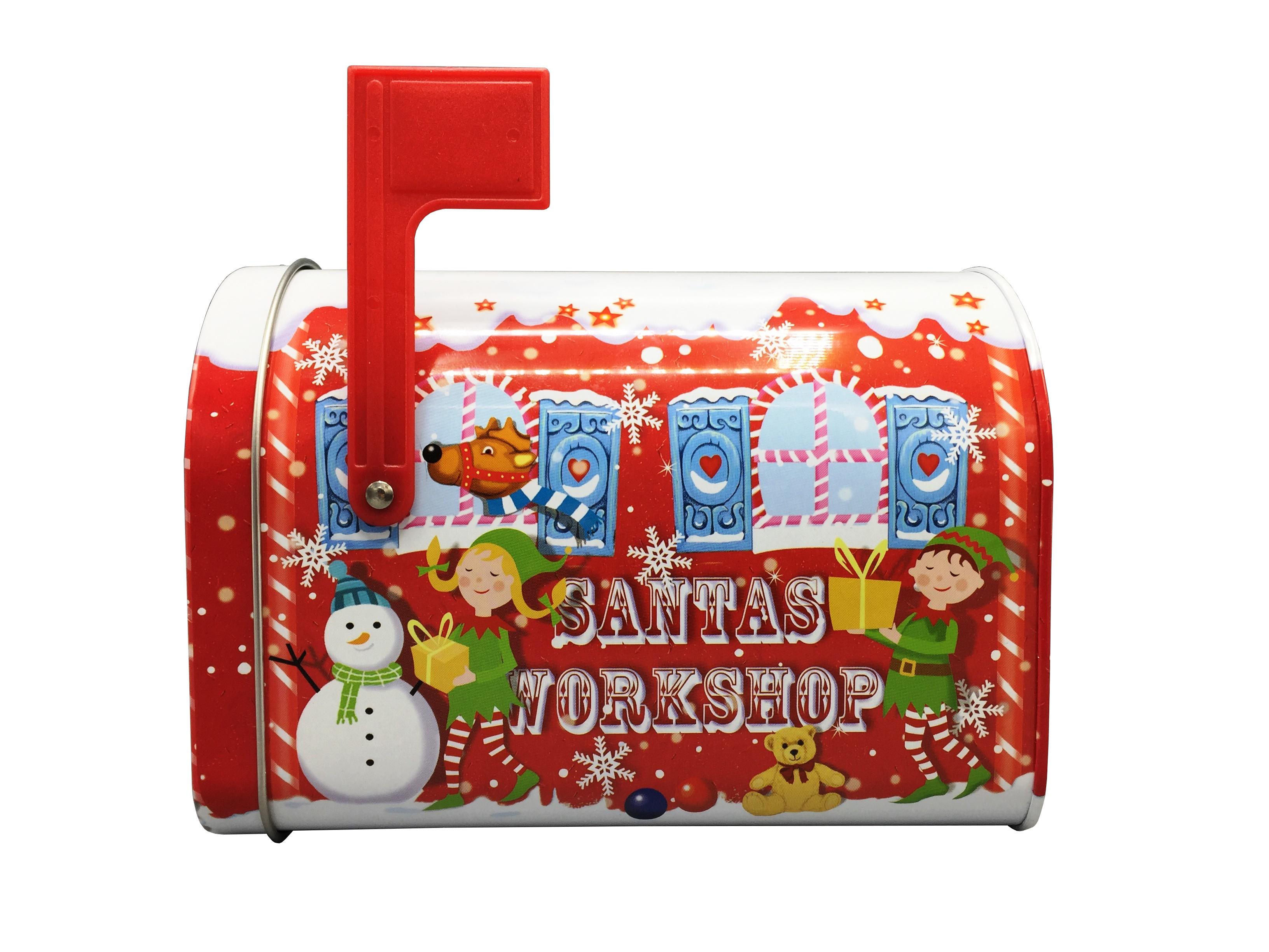 10470 Kleine Mailbox rot