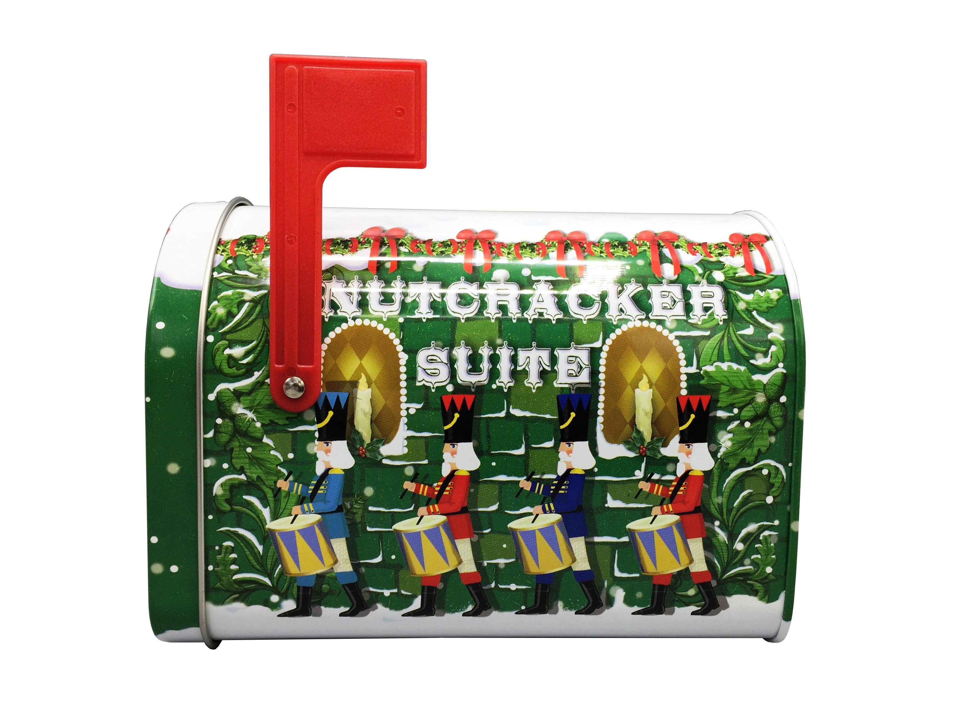 10471 Kleine Mailbox grün
