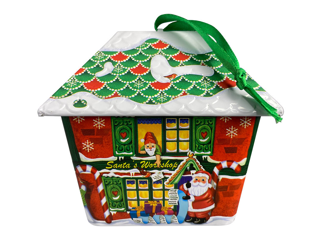 10647 Kleines Santa Haus