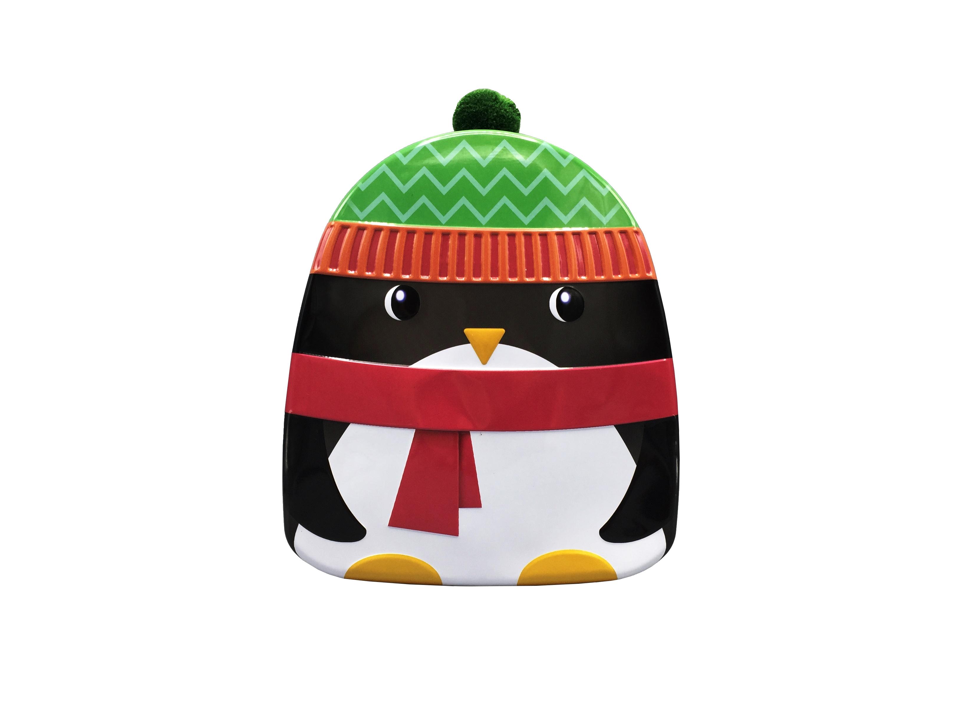 10480 Pinguin mit Mütze