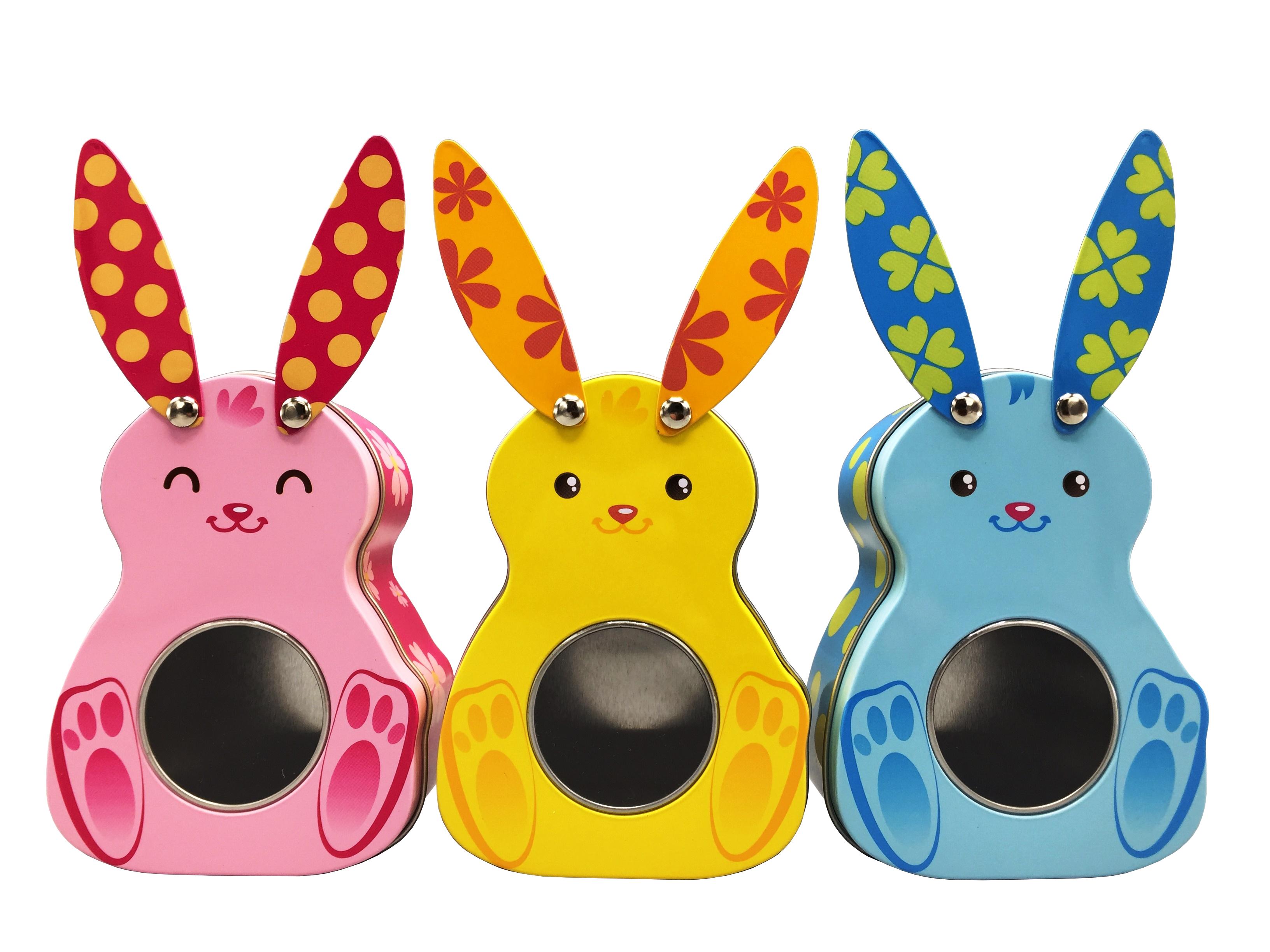 10510 Bunnies 3-fach sortiert
