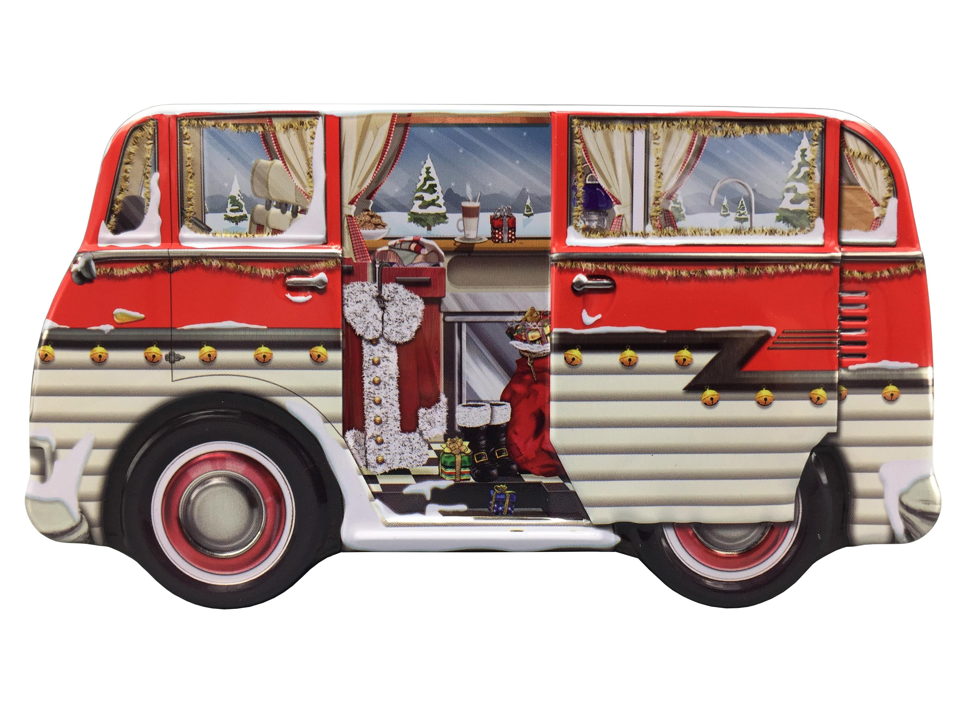 10077 Mini Camper Van Christmas