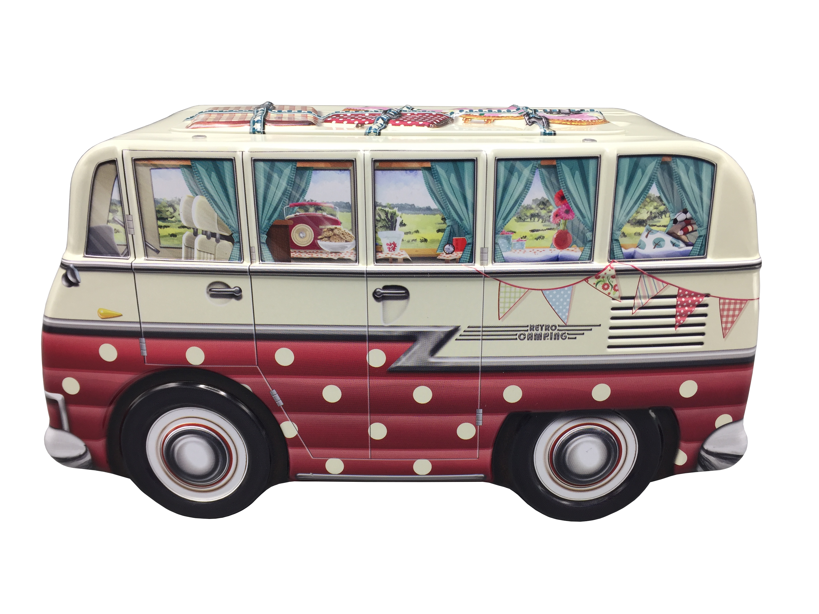 10112 Travel Camper Van rot