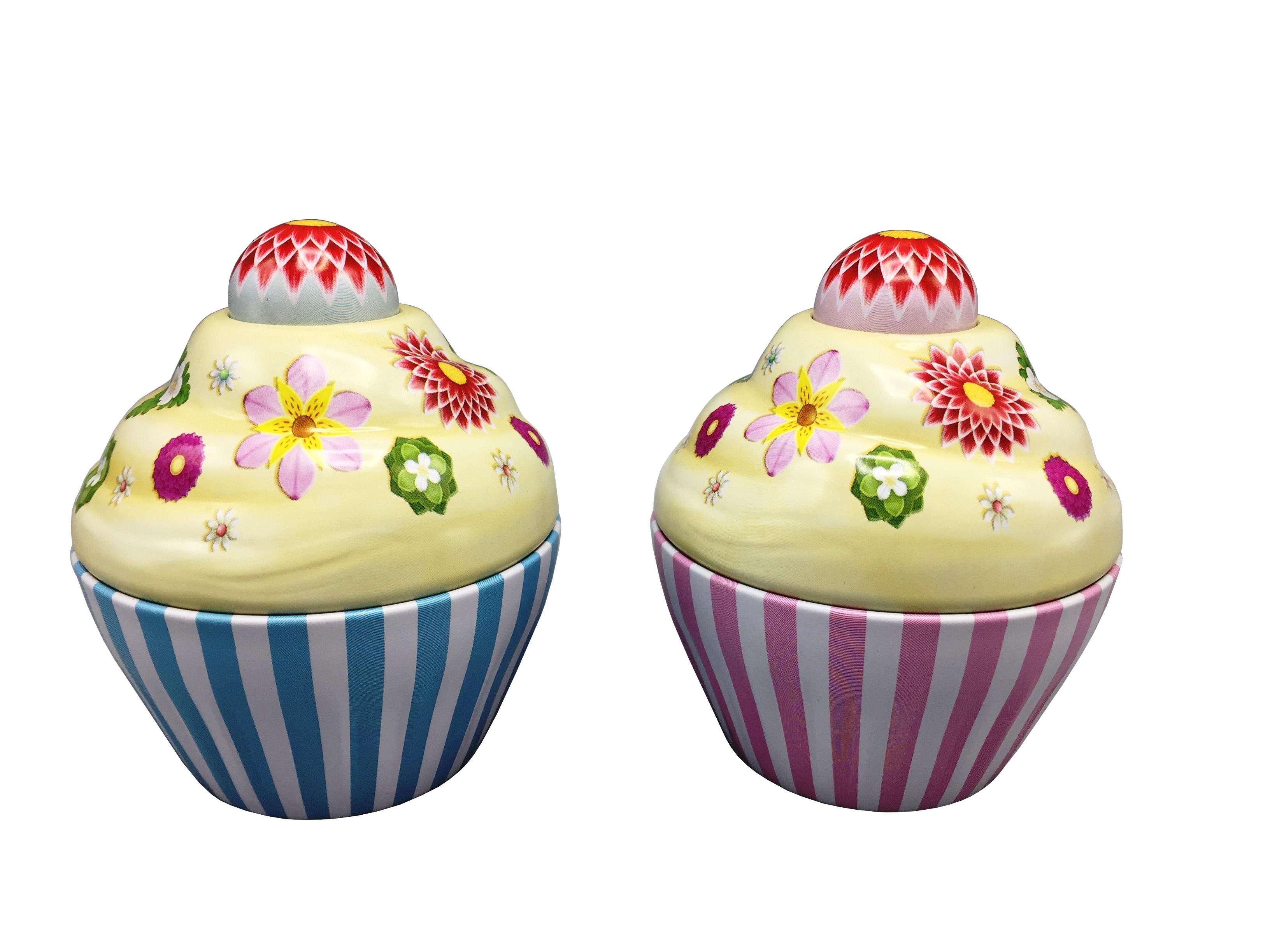 10210 Kleiner Cupcake Happy Flower
